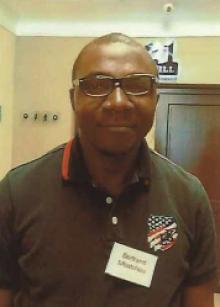 Doctor Bertrand Hugo Mbatchou