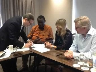 Signing of Memorandum of Understanding between ERS and PATS in Feb 2015 to foster ties and strengthen PATS