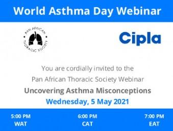 World Asthma Day Webinar