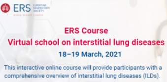 ERS Virtual school on Interstitial lung diseases